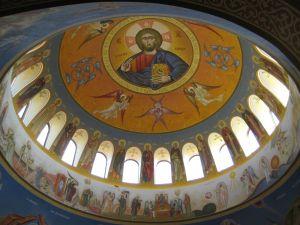 holy trinity frescoing2