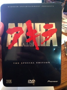 AKIRA Special Edition DVD