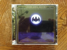 batman 1989 expanded score